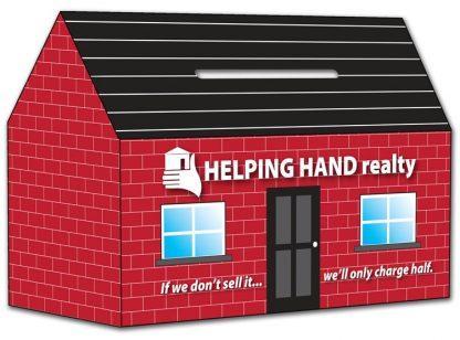 House Bank - UV Coated - 5x3.75 folded-966