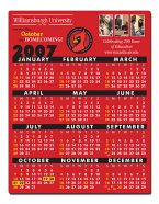 UV Coated 1S Card - 8.5x11 Calendar, Schedule or Chart-0