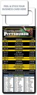 M.B.C. Sport Schedules - Pro Football 3.5x9-0