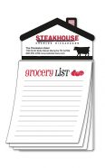 Magna-Pad House Shape Magnet - Stock Grocery List 50 Sheet-0