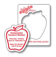 Magnet - Picture Frame Apple Punch 3.5x4.5-0