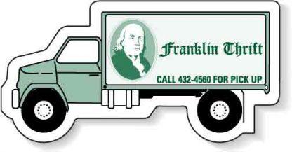 Truck Shape Magnet - 3.125x1.4375-172