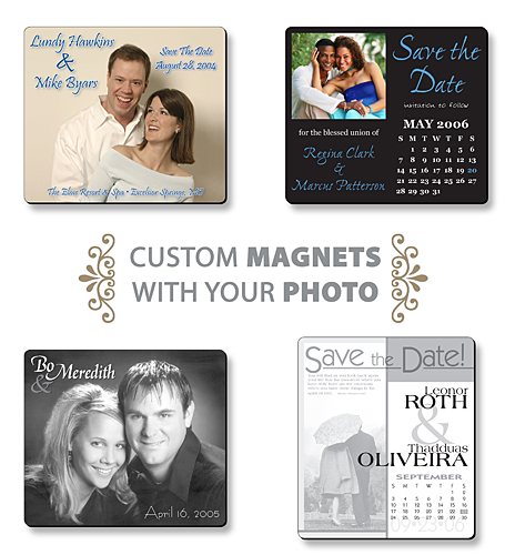 Wedding Magnet - 3.5x4 Round Corners-0