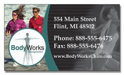 Health Magnet - 3.5x2 Business Card-0