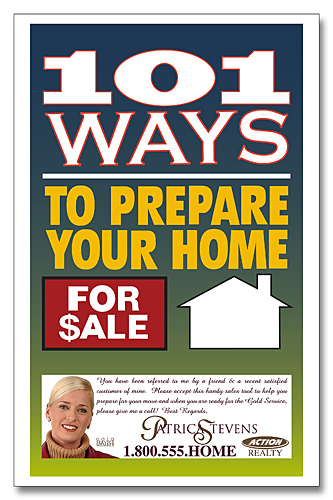 101 Ways To Prepare Your House For Sale-990
